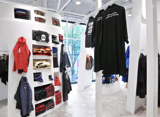 Comme des Garçons Opens New Concept Store